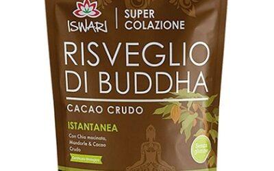 Risveglio di Buddha porridge smoothie yogurt